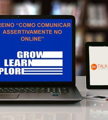 """""""Como Comunicar Assertivamente no Online."""" 16h de Live Training Online, em 8 Módulos de 2h. De 17 a 30 de Junho"""